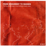 From Monument To Masses /The Impossible Leap in One Hundred Simple Steps  血潮をたぎらす激情ポストロック。